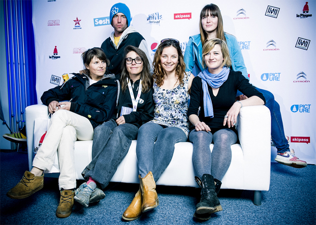Our team for Urban Plagne 2012